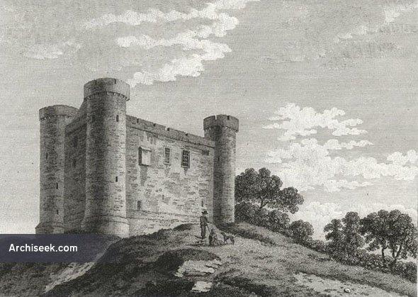 1450 – Dunmoe Castle, Co.Meath