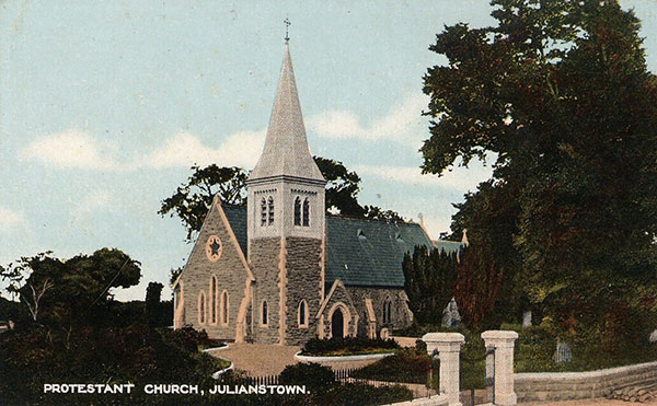 1863 – St Mary's Church of Ireland, Julianstown, Co. Meath