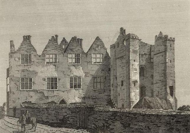 1630 – Athlumney Castle. Co. Meath
