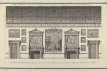Design for finishing the Chimney side of the Eating Parlor. for The Right Hon.ble The Earl of Bective.