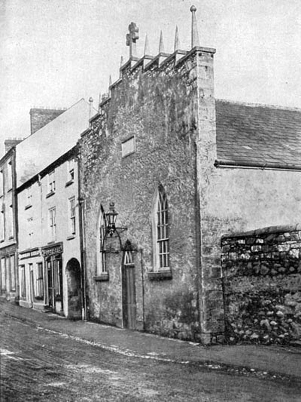 1824 &#8211; Old Town Chapel, Park Street, Monaghan