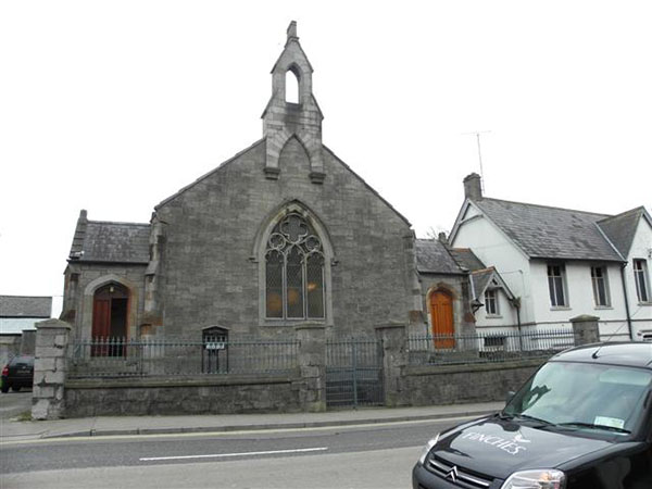 1861 – Methodist Church, Dawson St., Monaghan
