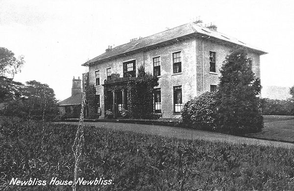 1814 – Newbliss House, Newbliss, Co. Monaghan