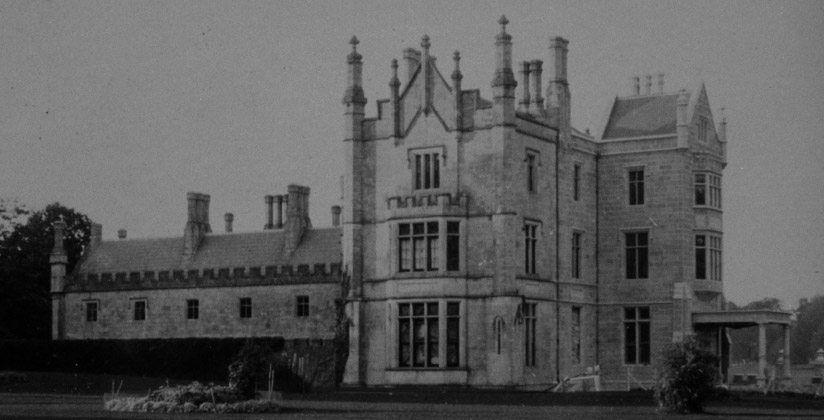 1860 – Durrow Abbey, Durrow, Co. Offaly