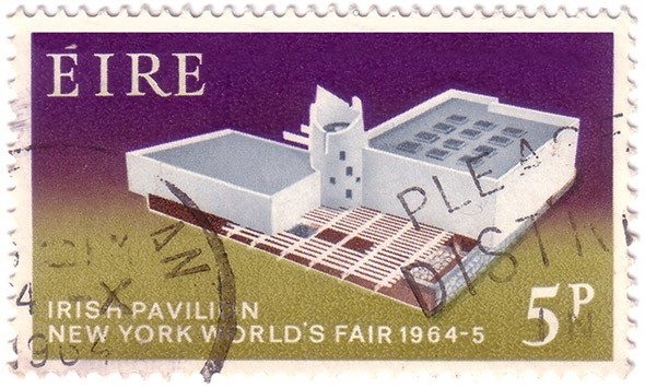 1964 – Irish Pavilion, 1964-65 New York World's Fair