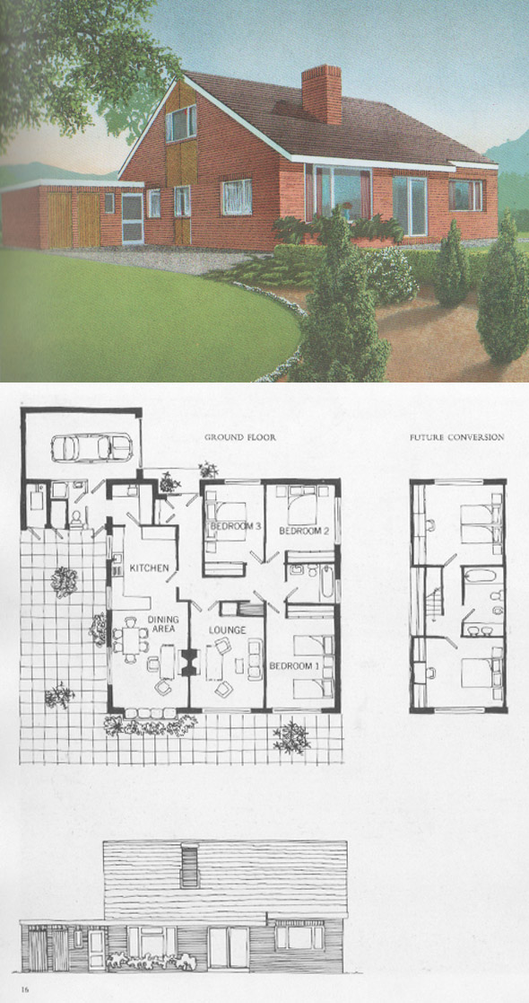 1980 – The Roadstone book of House Designs #3