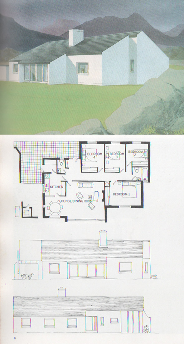 1980 – The Roadstone book of House Designs #4