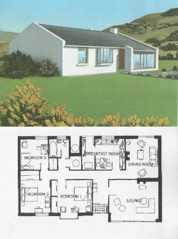 1980 – The Roadstone book of House Designs #5