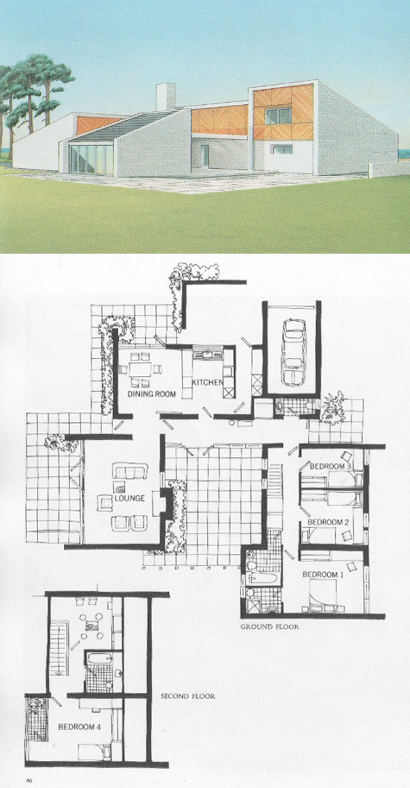 1980 – The Roadstone book of House Designs #12