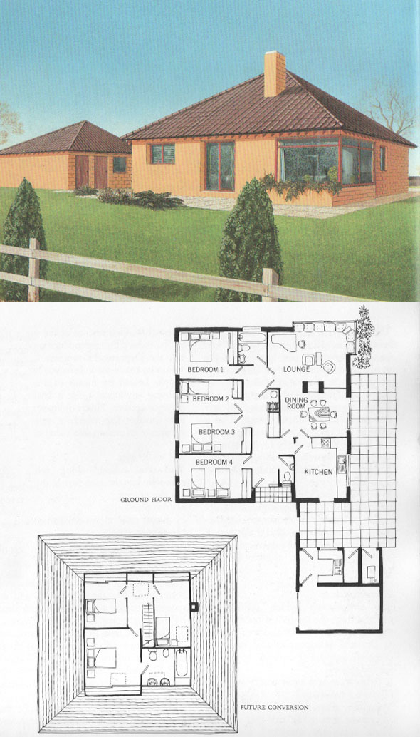 1980 – The Roadstone book of House Designs #13