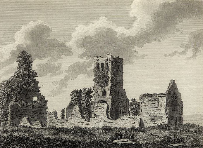 15th C. – Clonshanville Abbey, Co.Roscommon
