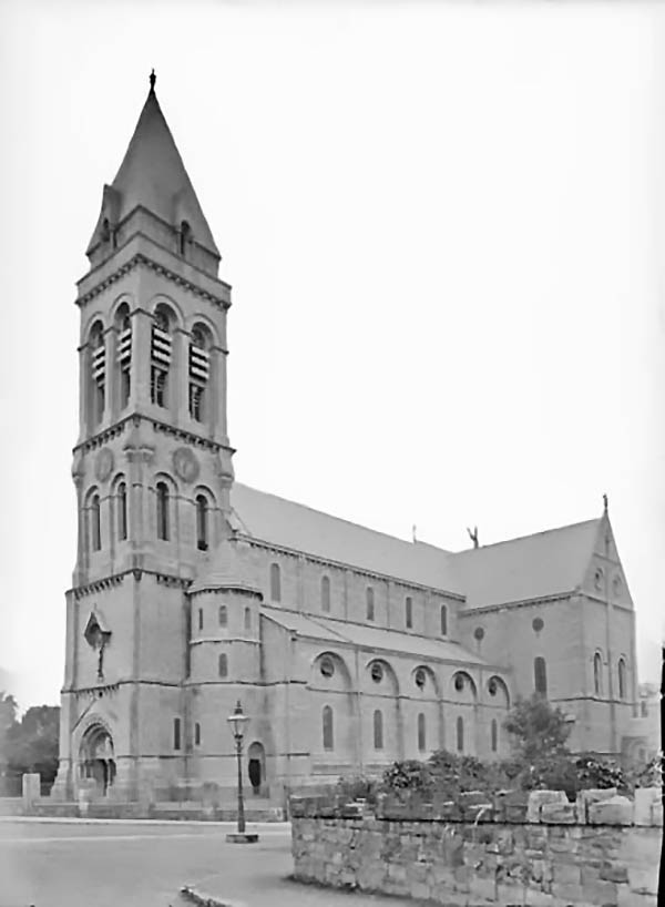 1875 – Cathedral of the Immaculate Conception, John St., Sligo