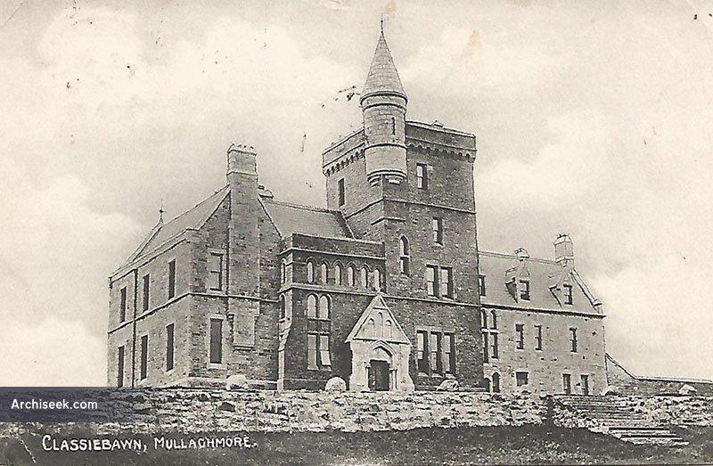 1875 – Classiebawn, Mullaghmore, Co. Sligo