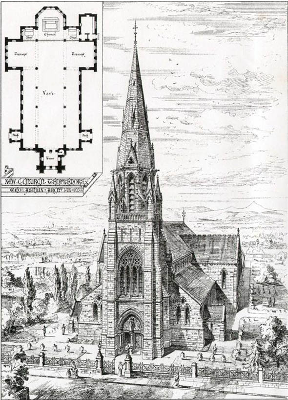 1882 – Church of the Sacred Heart, Templemore, Co. Tipperary