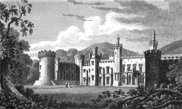 1812 – Thomastown Castle, Co. Tipperary