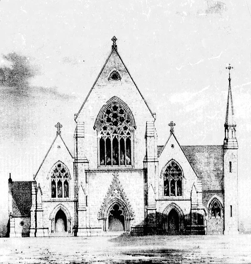 1865 – Church of the Immaculate Conception, Killenaule, Co. Tipperary