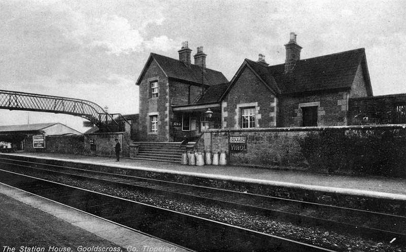 1849 – Railway Station, Goold's Cross, Co. Tipperary
