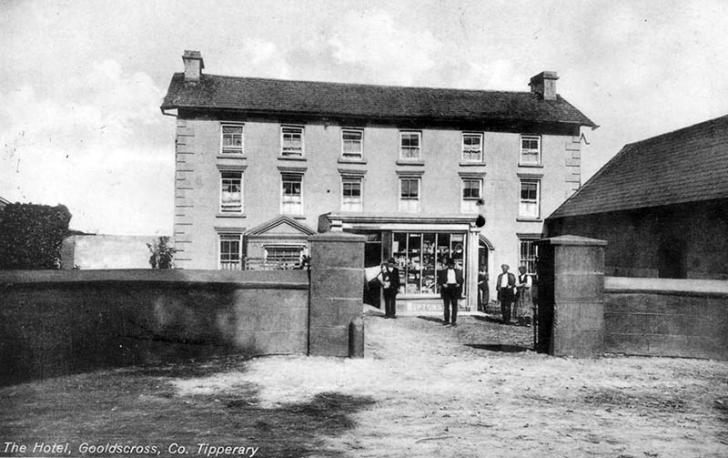 1860 – Former Railway Hotel, Goold's Cross, Co. Tipperary