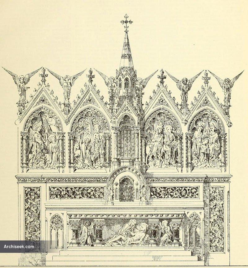1869 – High Altar, Lattin, Co. Tipperary