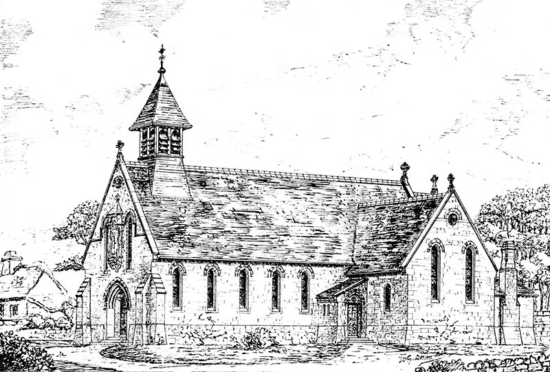 1882 – Church, Killusty, Co. Tipperary