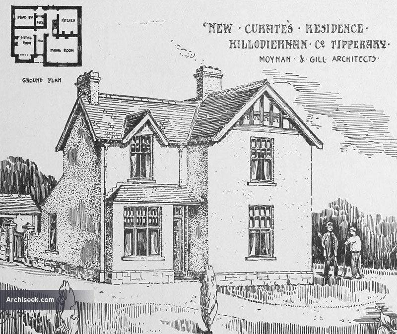 1906 – Curate's House, Killodiernan, Co. Tipperary