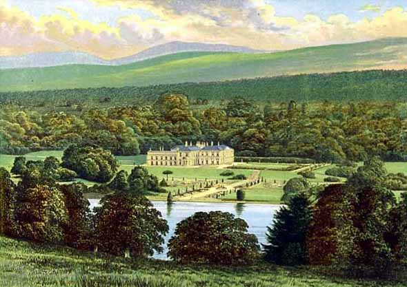 1781 – Baronscourt, Newtownstewart, Co. Tyrone