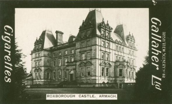 1842 &#8211; Roxborough Castle, Moy, Co. Tyrone
