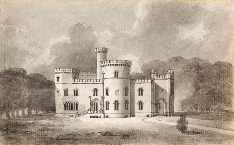 1803 &#8211; Killymoon Castle, Cookstown, Co. Tyrone