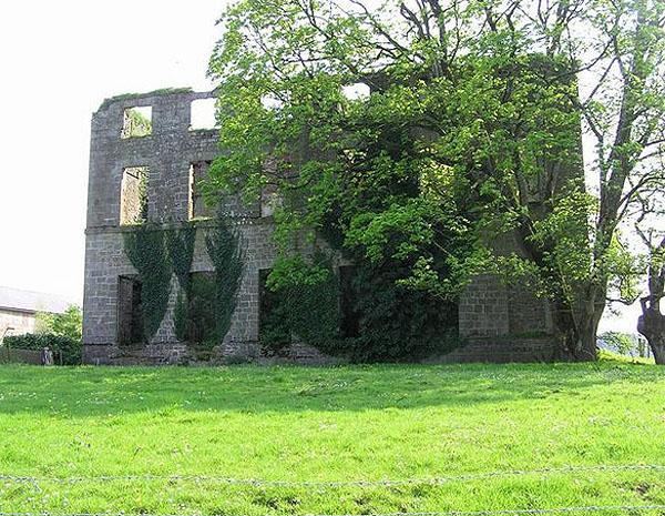 1812 &#8211; Garvey House, Aughnacloy, Co. Tyrone