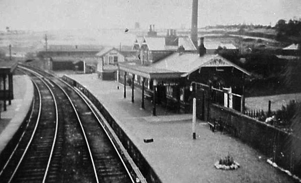 1880 – Railway Station, Coalisland, Co. Tyrone