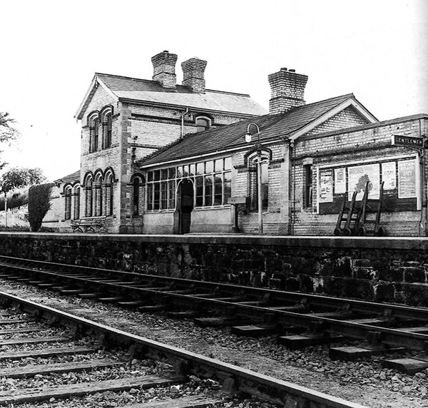 1883 – Railway Station, Sion Mills, Co. Tyrone