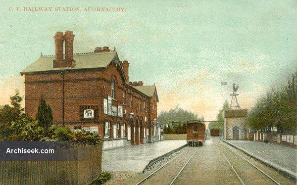 1887 – Railway Station, Aughnacloy, Co. Tyrone