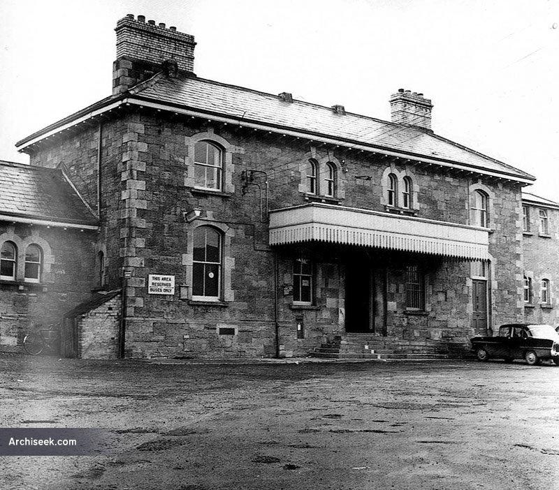 1863 – Railway Station, Omagh, Co. Tyrone