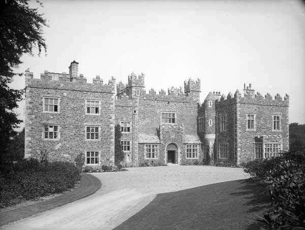 1890s &#8211; Waterford Castle, Co. Waterford