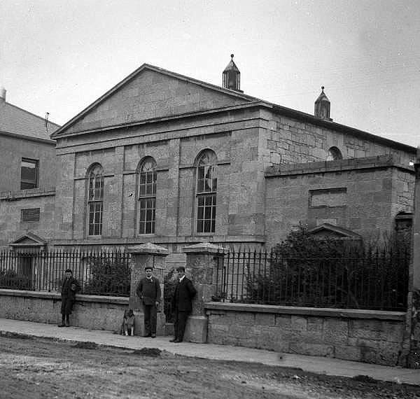1820s &#8211; Court House, Dungarvan, Co. Waterford