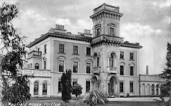 1849 – Mayfield House, Portlaw, Co. Waterford