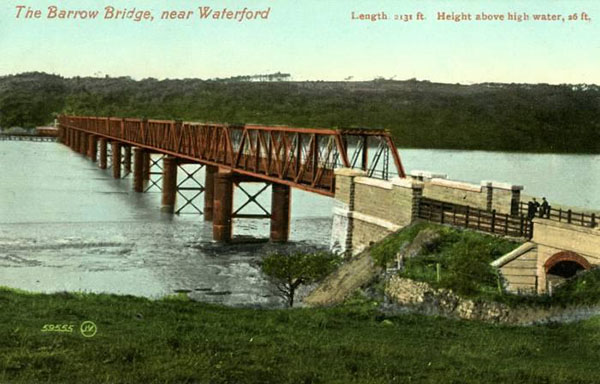 1906 – Barrow Railway Bridge, Co. Wexford