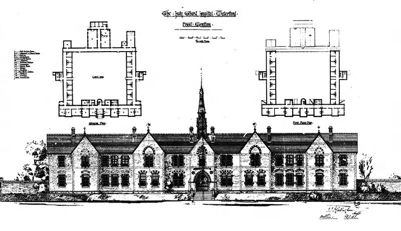1885 – Holy Ghost Hospital, Waterford