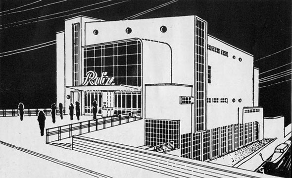 1938 – Ritz Cinema, Athlone, Co. Westmeath