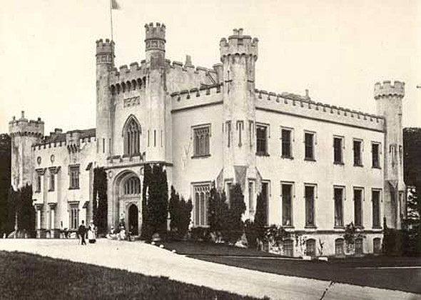 1814 – Moydrum Castle, Co. Westmeath