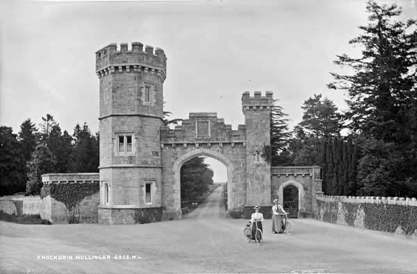 1862 – Gateway, Knockdrin Castle, Co. Westmeath