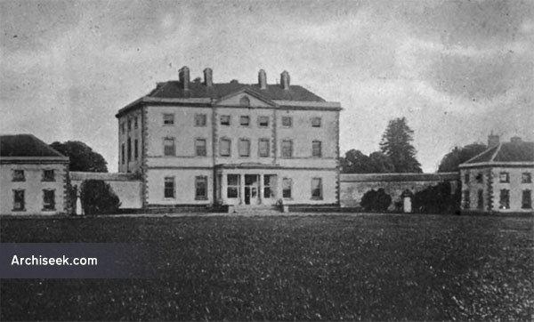 1780s – Baronston House, Ballynacargy, Co. Westmeath
