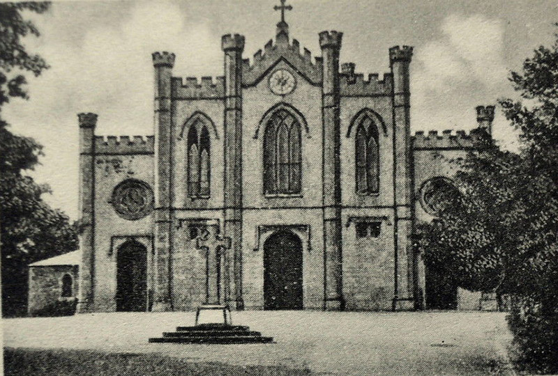 1836 – St. Mary's Cathedral, Mullingar, Co. Westmeath