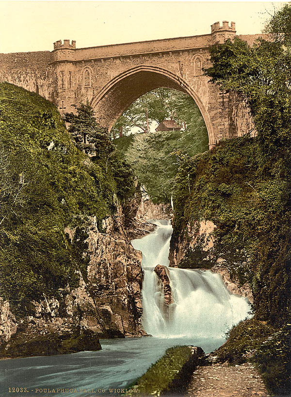 1790 – Poulaphouca Bridge, Co. Wicklow