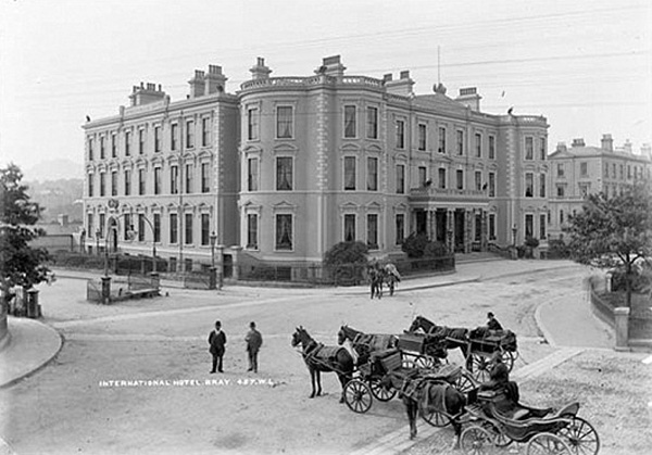 1862 – International Hotel, Bray, Co. Wicklow