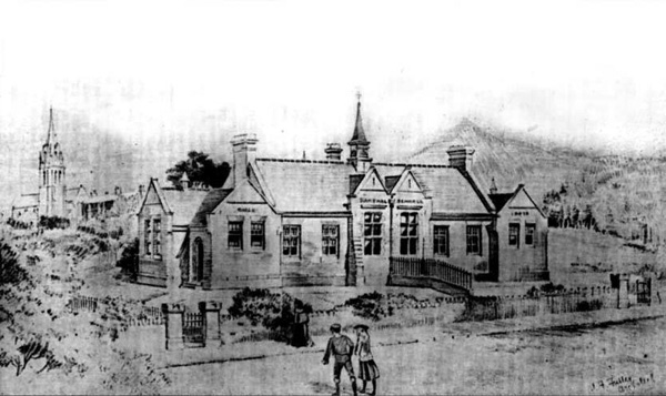 1903 – St. Paul's School, Herbert Rd., Bray, Co. Wicklow
