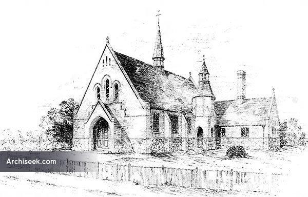 1886 – Parochial Hall, Bray, Co. Wicklow