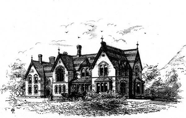 1868 – Violet Hill, Bray, Co. Wicklow