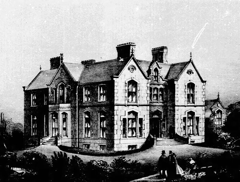 1864 – Tinode House, Blessington, Co. Wicklow