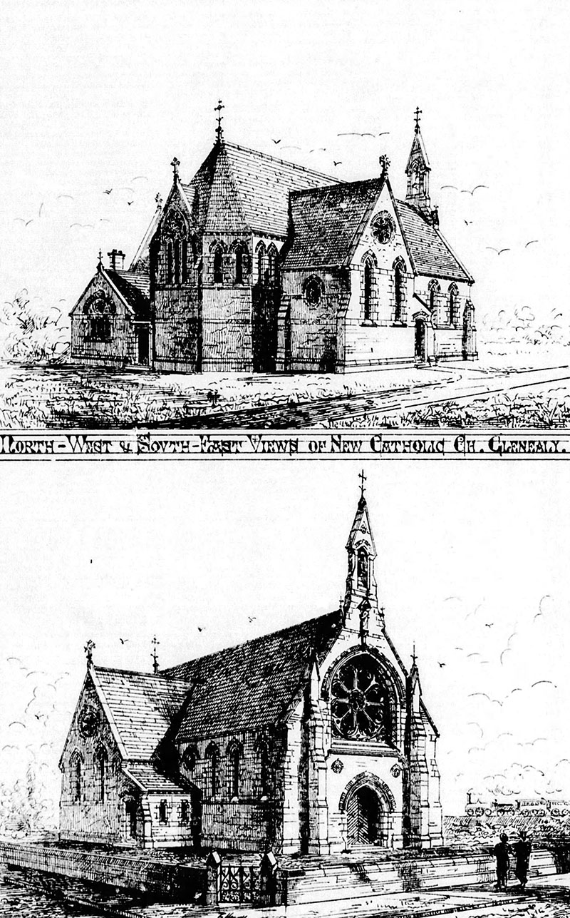 1869 – St. Joseph's Church, Glenealy, Co. Wicklow